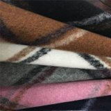Checked Fancy Suiting Wool Fabric for Clothes, Suit Fabric, Clothing, Garment Fabric