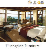 Resort Hotel Furniture Case Goods Hotel Bedroom Furniture (HD813)