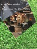SGS 304 4*8 Mirror Champagne Gold Colored Stainless Steel Sheet