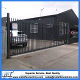 Spear and Ring Top Spear Combo Automatic Sliding Gate