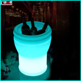 Popular LED Ice Bucket Ice Box Color Changing Ice Box