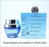 2016 Hot Sale Moisturizing Whitening Deep Cream Face Blue Queen Snail 50ml Skin Cream Sun Cream Sun Care Face Skin Care Remove