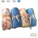 Cute Printing Super Soft Flannel Fleece Baby Blanket Hot Sale