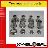 High Polish Stainless Steel CNC Parts