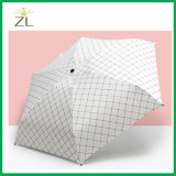 Portable The Most Popular 5 Fold Frame Mini Pocket Sun Umbrella