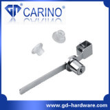 (328) Zinc Alloy Cabinet Furniture Safety Drawer Lock