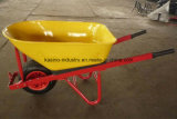 Manufacturing Hot Sales Plastic Tray Wheelbarrow/Wheel Barrow (WB8633)