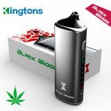 Kingtons Black Widow Dry Herb Vaporizer with Ceramic Heating System