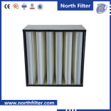 V-Shaped Final or HEPA Filters H13 99.99% @ 0.3um
