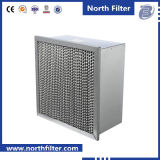 Ultra-High Efficiency Clapboard Filter for Healthcare Institution