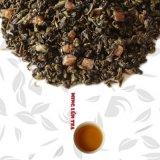 Chinese Green Tea with Mango Fruit Aroma Chinese Green Fruit Tea