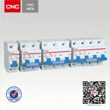 CNC MCB Moulded Case Circuit Breaker Miniature Circuit Breaker (YCB1-125)