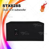 "Stx828s Unbelievable Power Outdoor Dual 18"" Subwoofer"