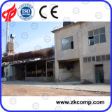 Chinese Top Ceramic Sand Production Line and Ceramic Sand Production Equipments