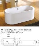 Acrylic One-Piece Bathtub Deluxe Bathtub (WTM-2707)