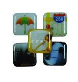 Hot! 3D Epoxy Fridge Magnet/Promotional Gift Fridge Magnet
