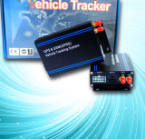 Car GPS Trackers Support Camera/RFID/Fuel Sensor/LED (NR024)
