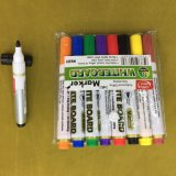 8 Colors Whiteboard Marker Pen, Dry Eraser Marker Pen