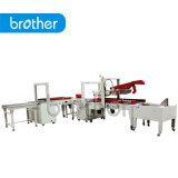 2015 Brother Apl-Css04 Automatic Carton Packing Line