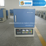 1400 Laboratory Bench Top Muffle Furnace 8 Liters