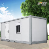 CE&BV Certified Movable 20ft Container House with Nice Appearance (C-H 011)