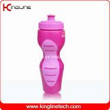 Plastic Sport Water Bottle, Plastic Sport Water Bottle, 600ml Plastic Drink Bottle (KL-6610)