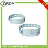 Printing PVC RFID Wristband hospital ID wristbands