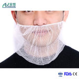 Disposable Hygiene Beard Net for Cleaning Room