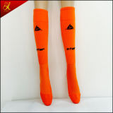Black Red Soccer Socks
