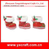 Christmas Decoration (ZY14Y55-1-2-3) Christmas Centerpiece Gift Item