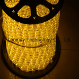 Wedding Decoration 2 Wire Color Changing LED Rope Light