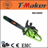 Hs-5818 58cc Gasoline Chain Saw for Wood Cutting