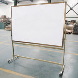 Movable Magnetic Whiteboard with Firm Stand