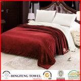 Double Layer Blanket Coral Fleece Wool Terry Loop Df-9919