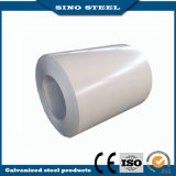 Ivory White Galvanized Steel Coil, PPGI, Color Coated Galvanized Steel