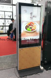 55 Inch Double Side Two Faces LCD Screen Digital Signage