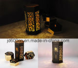 Customized Laser Cutting/ Diecut Mooncake Box with LED Light