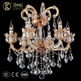 Luxury Modern Crystal Chandelier for Indoor (AQ50033-6)