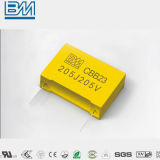 MKP X2 Capacitor for Home Appliance for Energy Meter for Electronic Ballast for Switch Model Power Supply for Electrical Tool