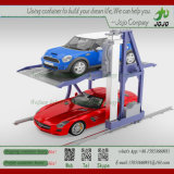 Professional Design Two-Level Steel Structure Stereo Garage/Machine/Equipment/Lift/Lifter/Parking