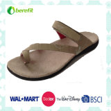 PU Upper and TPR Sole, Slipper and Sandals