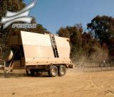 Rapid Moving Razor Wall Barrier