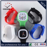 Gift Sport Wrist Christmas Watches Silicone Bracelet Jelly Watch (DC-972)