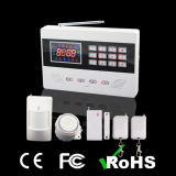 Wireless GSM Home Alarm System with APP & Android Operation and Passed CE&RoHS
