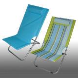 Folding Beach Deck Chair for Teen