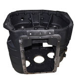 Iron Casting OEM Transmission Gearbox Housing