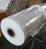 Virgin Polyethylene PE Stretch Film/LLDPE Stretch Film Plastic Jumbo Rolls
