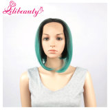 Women Party Short Synthetic Wig Party Metalic Tinsel Wig