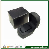 Black Luxury Plastic Watch Box for Packaging