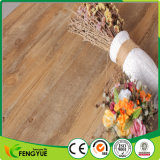 Wood Grain PVC Vinyl Tile for Houses, Commercial PVC Floor